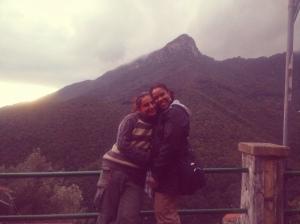 Senem and I